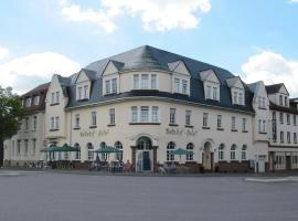 Bahnhof-Hotel Saarlouis, Saarlouis (Dillingen an der Saar yakınında)
