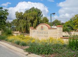 Banksia Tourist Park, Perth (Bellevue yakınında)