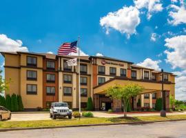 Best Western Plus Tupelo Inn Suites