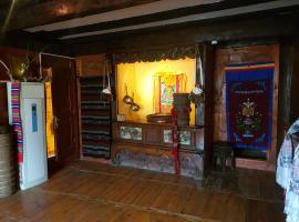 Bhochung Inn, Jiazhaocun (Liquan yakınında)
