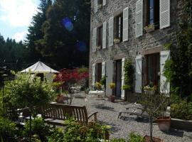 Chambres d'hôtes Le Moulin des Farges, Meymac (Near Ussel)