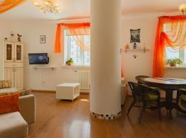 Apartments on Nemanskaya Street