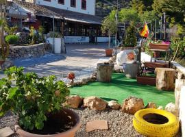 Las Tres Patas Complejo Rural, Enix (Cerca de Bentarique)