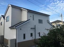 古都奈良的全新别墅, Nara (Kawahara yakınında)