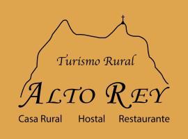 Hostal Restaurante Alto Rey, Арройо-де-лас-Фрагуас (рядом с городом Монастерио)