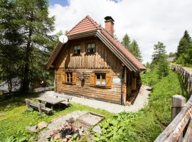 Almhaus Völkl, Ramingstein (Innerkrems yakınında)