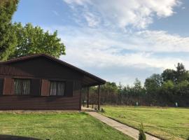 Camping La Provence, Velká Hleďsebe (Trstěnice yakınında)