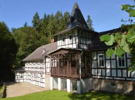 Pension Weihertalmuhle, Quirla (Weißbach yakınında)