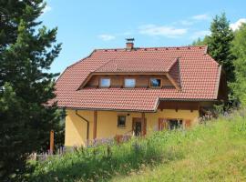 Almhaus Pleschinhof, Sirnitz (Hochrindl yakınında)
