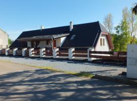 Chalupa u Šidlů, Černá v Pošumaví (Plánička yakınında)