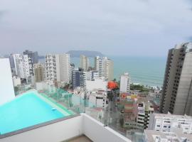 De 10 beste hotels met jacuzzis in Lima, Peru | Booking.com