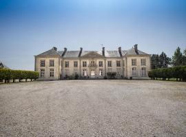 Chateau de Quinéville, Quinéville (рядом с городом Saint-Floxel)