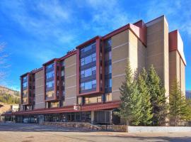 VS436H Village Square Hotel Room, Copper Mountain