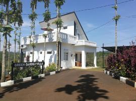 Green Garden Villa, Mariwati (рядом с городом Karangtengah)