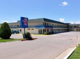 Motel 6 Grants, Grants (in de buurt van Acoma Pueblo)