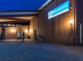 Best Western Gustaf Wasa Hotel, Бурленге
