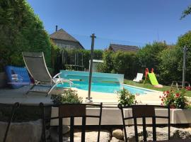 Maison 6 pièces avec piscine chauffée, Avully (рядом с городом La Balme-de-Sillingy)