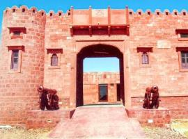 Heritage stay for a group in Balesar, Udaipur, by GuestHouser 2340