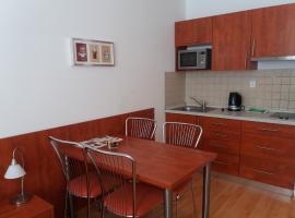 Apartmán Rychleby, Ramzová