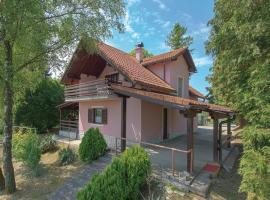 Kuća za odmor Lucia, Tuheljske Toplice (рядом с городом Mala Erpenja)
