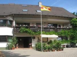 Haus Jägerwinkel, Müllheim (Sulzburg yakınında)
