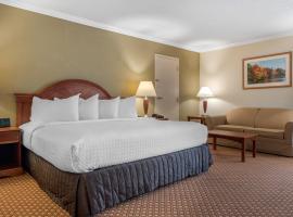 Quality Hotel Cincinnati Blue Ash, Blue Ash
