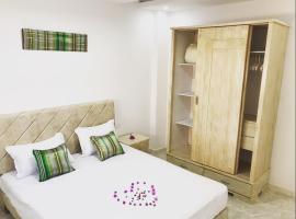Appartement cosy proche Fatha plage, Kelibia (in de buurt van Al Marsá)