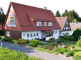 Holiday Home Edelweiss, Schulenberg im Oberharz