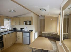 The Barra Caravan Holiday Home, Blair Atholl