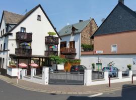 Haus_Born_Simon, Treis-Karden (Pommern yakınında)
