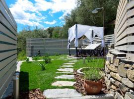 Chalet in Liguria, Vasia
