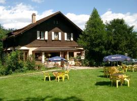 Le Chalet, Luttenbach-près-Munster (рядом с городом Wasserbourg)