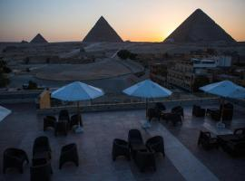 Hayat pyramids view hotel, Le Caire