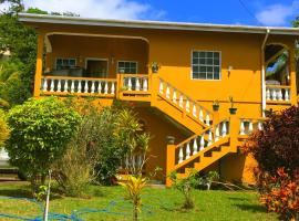 Pure Grenada Stay, Quiet, Relaxing & Accessible, Marian (рядом с городом Lower Woburn)