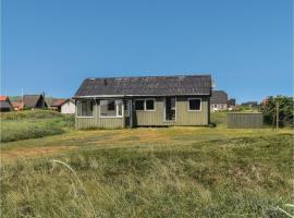 Three-Bedroom Holiday Home in Harboore, Harboør