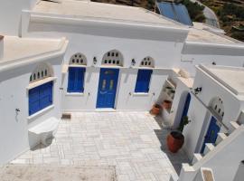 Traditional Cycladic villa in Tinos island, Тинос (рядом с городом Venardatos)