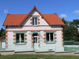 la petite Maison verte, Saulces-Monclin (рядом с городом Doumely-Bégny)