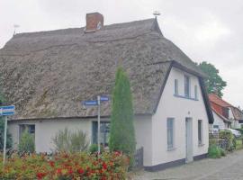 Ferienhaus am Bodden in Greifswald, Wieck