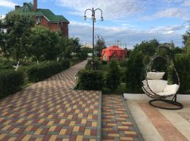 Green Roof, Kamyshin