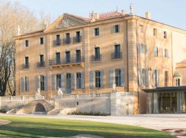 Château de Fonscolombe, Le Puy-Sainte-Réparade (рядом с городом Les Durands)
