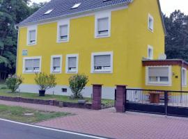 Ferienwohnung Bettina, Lutherstadt Wittenberg (Möllensdorf yakınında)