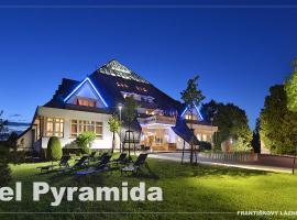 Lázeňský hotel Pyramida I