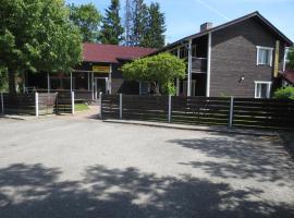 Jõe Guesthouse, Rapla (Lau yakınında)