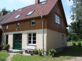 Ferienhaus-am-Kuhmoor, Wismar (Rüggow yakınında)