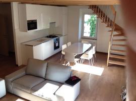 Appartamento duplex, Lavarone (Lastebasse yakınında)
