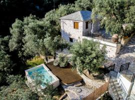 Villa Ioanna by Pelion Esties, Áno Gatzéa