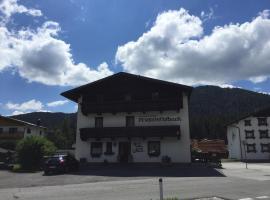 Pension Ostbach, Leutasch