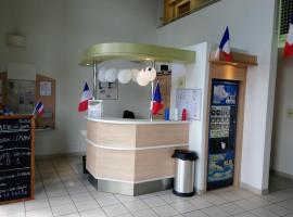 Hotel Inn Design Laon (Ex: Ibis Budget), Laon