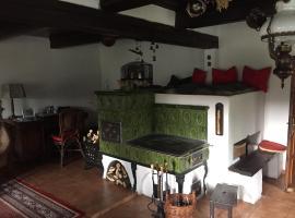 Dům Pod Černou horou, Rudník (Arnultovice yakınında)
