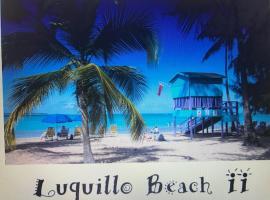 Luquillo Beach Vacation
